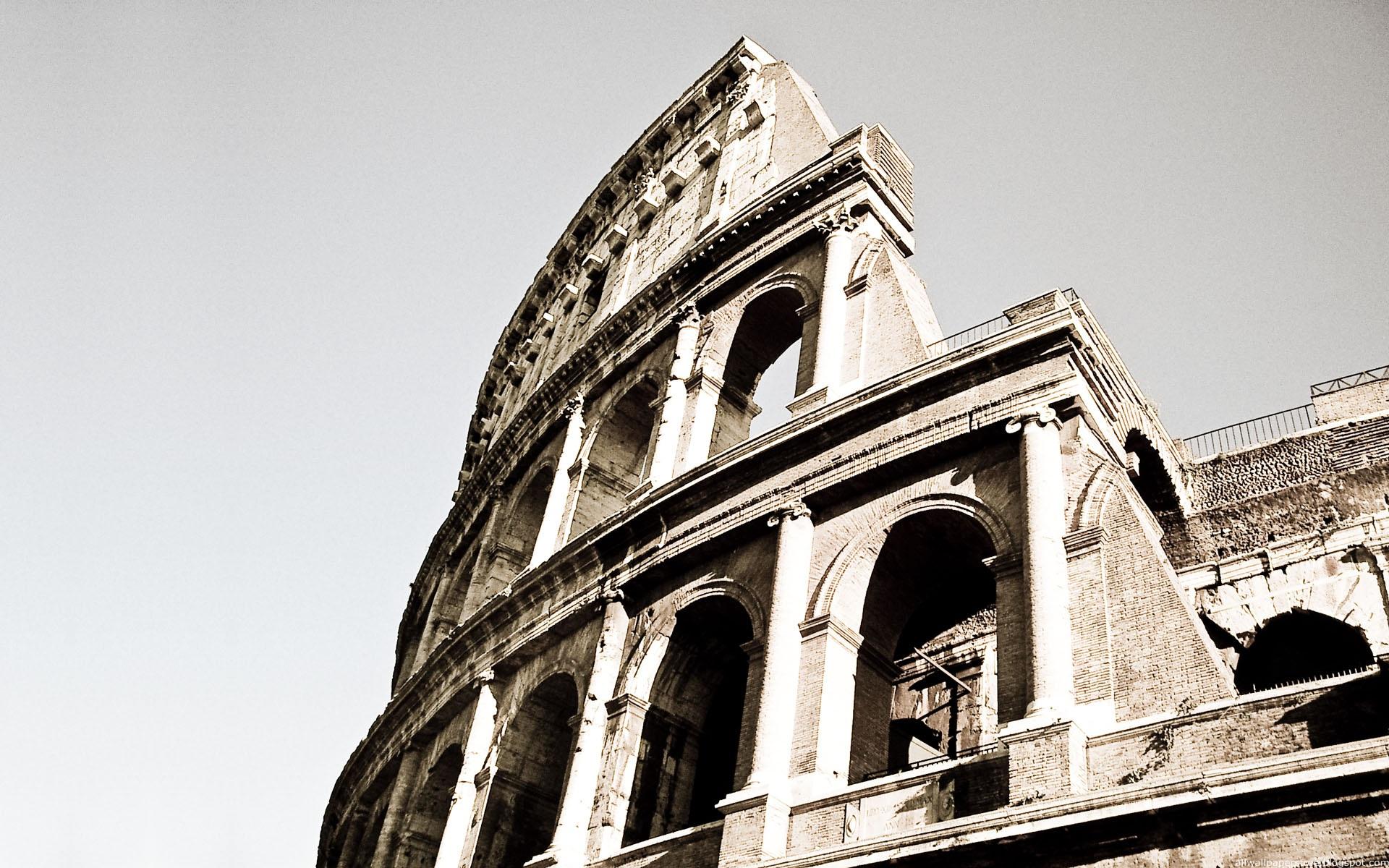 Coliseo Wallpaper